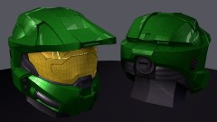 Halo Infinite Helm