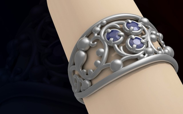 Ring Model, Glamor